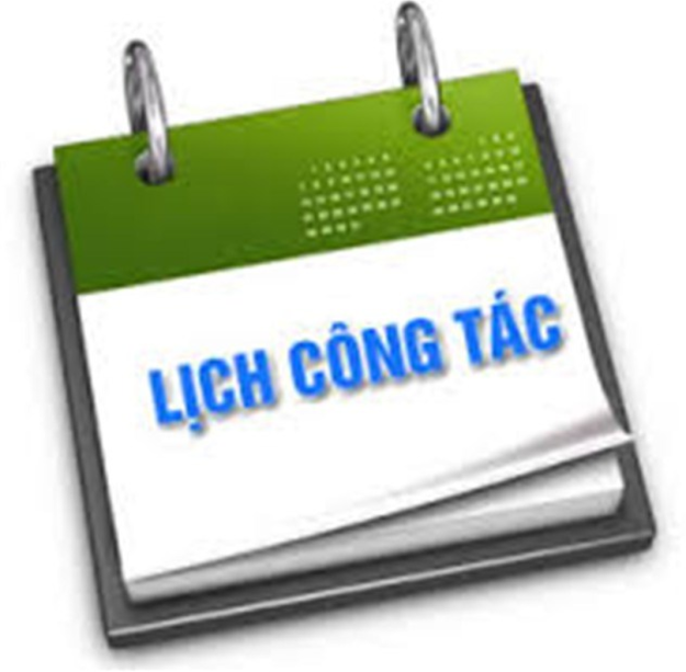 anh lich cong tac